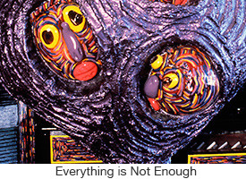 Marc Rubin, Everything is Not Enough