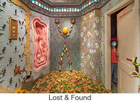 Marc Rubin, Lost & Found